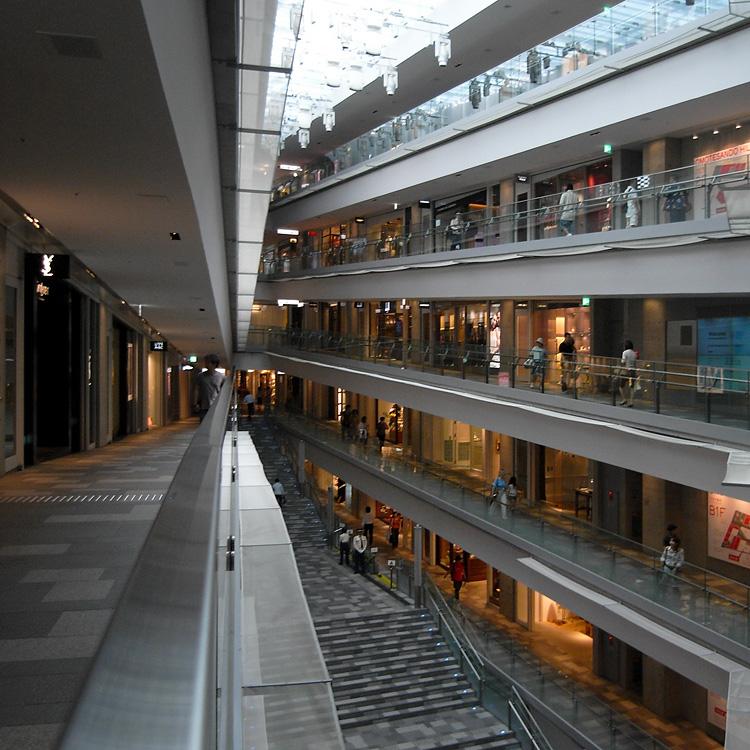 Ando in Tokyo, 2005—2007