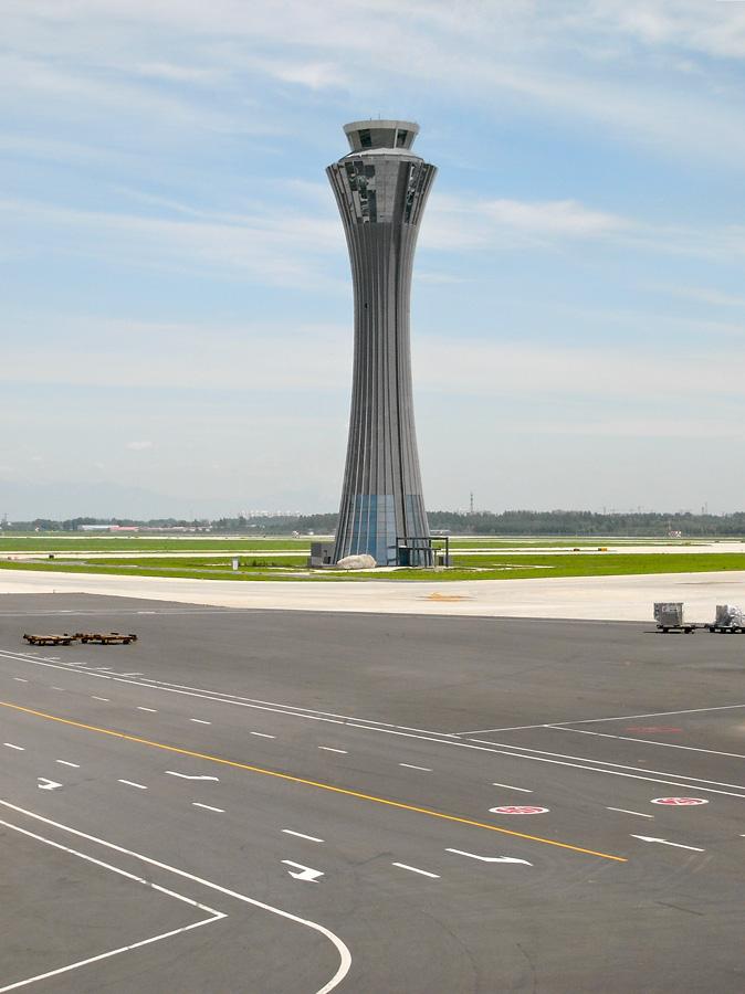 Beijing Capital International Airport Terminal 3 - Norman Foster