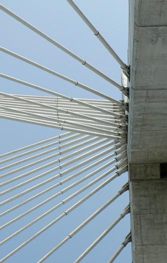 Leonard P. Zakim Bunker Hill Bridge - Christian Menn