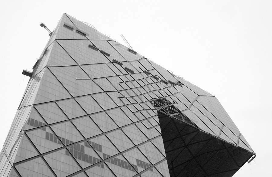 CCTV Headquarters - Rem Koolhaas/OMA
