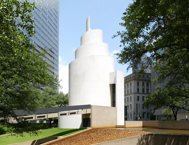 The Chapel of Thanksgiving - Philip Johnson