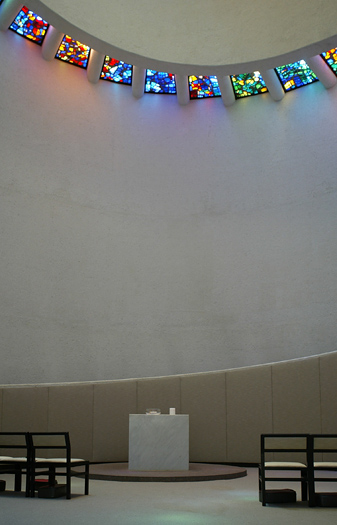 The Chapel of Thanksgiving - Philip Johnson