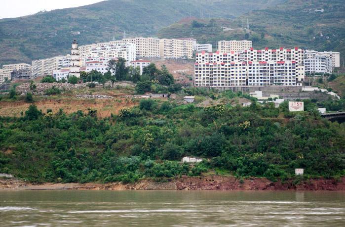 Along the Yangtze River