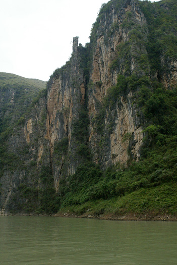 Along the Yangtze River