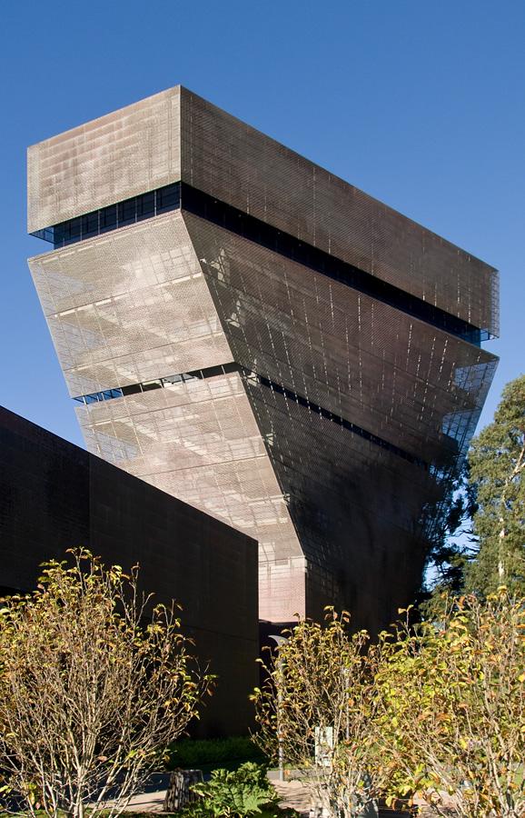 De Young Museum - Herzog & de Meuron