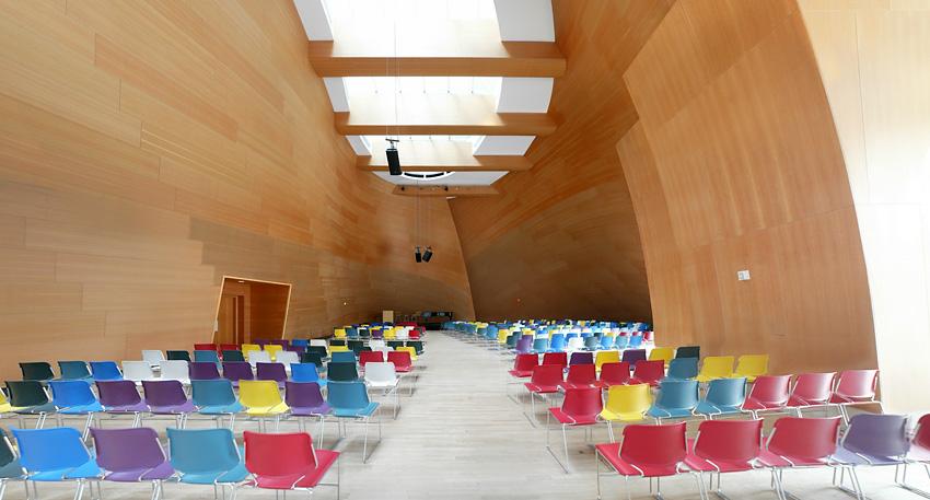 Disney Concert Hall - Frank Gehry