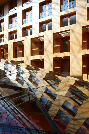 DZ Bank - Frank Gehry