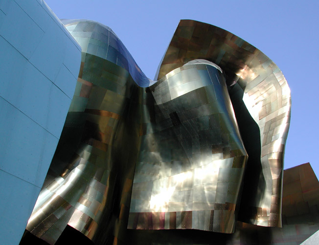 Experience Music Project - Frank Gehry