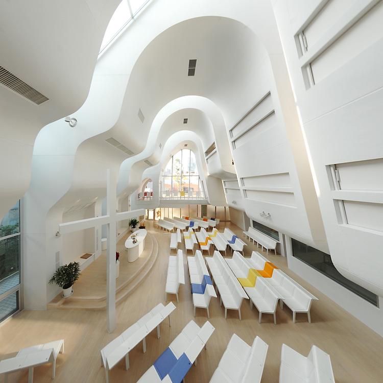Harajuku Church - Ciel Rouge Creation