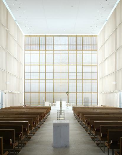 Herz Jesu Kirche - Allmann, Sattler & Wappner