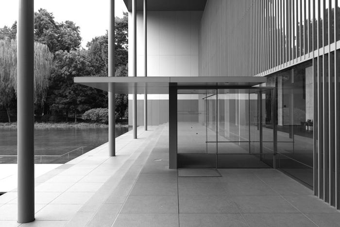 The Gallery of Horyuji Treasures - Yoshio Taniguchi