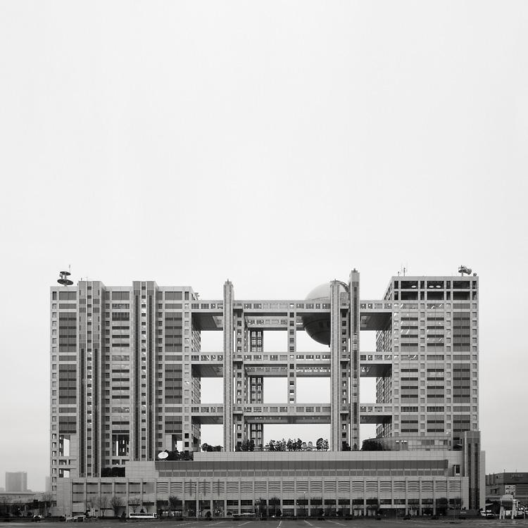 Fuji Television Building (1996) - Kenzo Tange