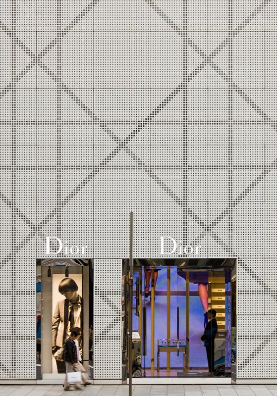 Dior Ginza (2004) - Kumiko Inui