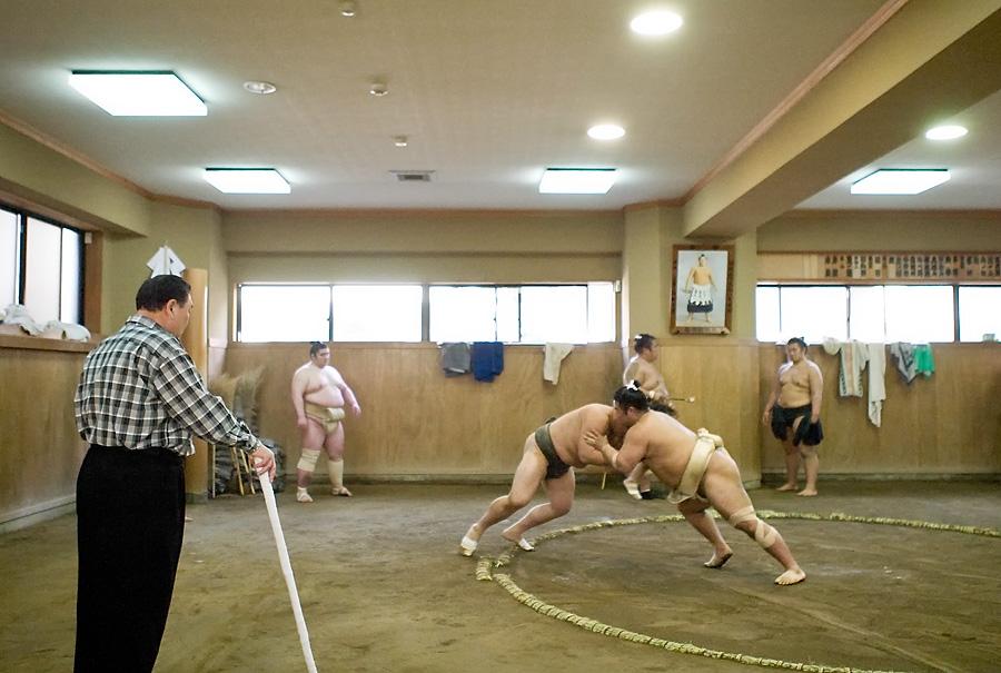 Sumo Practice