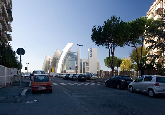 Jubilee Church - Richard Meier