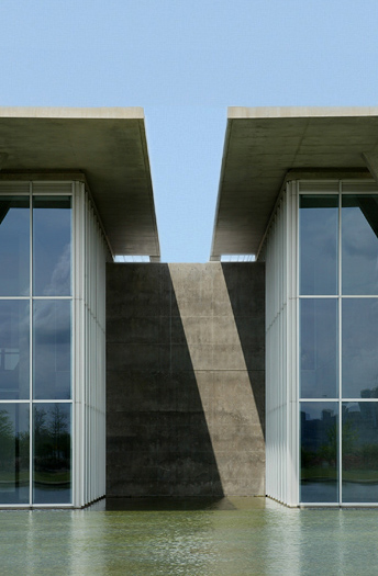 The Modern Art Museum of Fort Worth - Tadao Ando