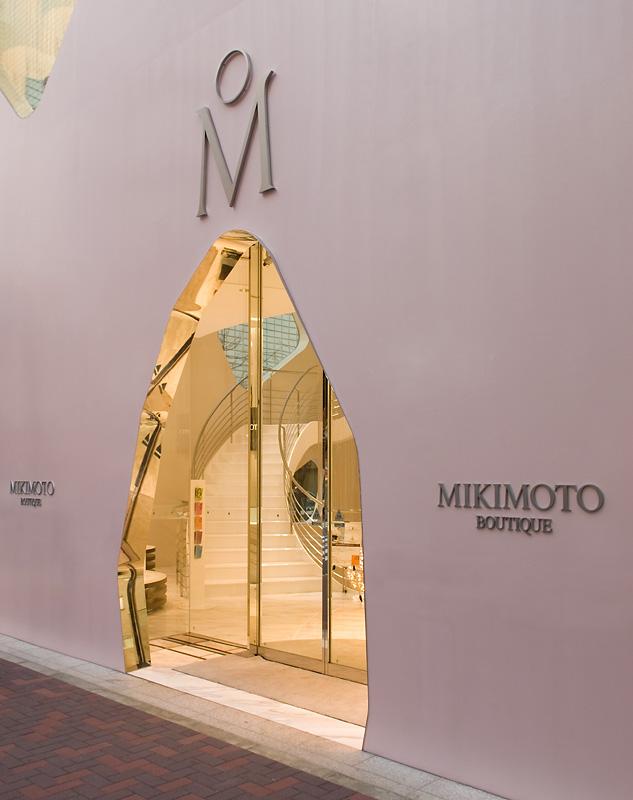 Mikimoto Ginza 2 - Toyo Ito