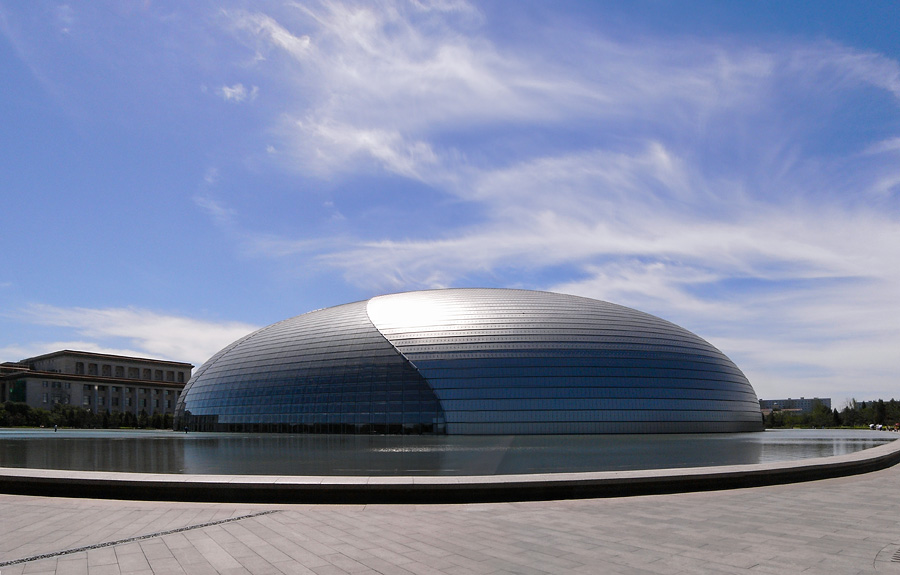 National Centre for the Performing Arts - Paul Andreu