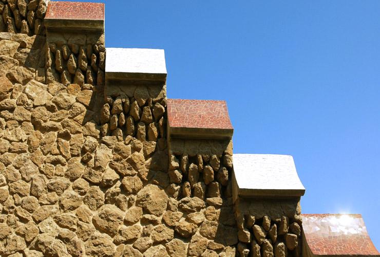 Parc Güell - Antonio Gaudí