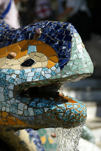 Parc G�ell - Antonio Gaud�