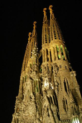 Temple Expiatori de la Sagrada Família - Antonio Gaudí