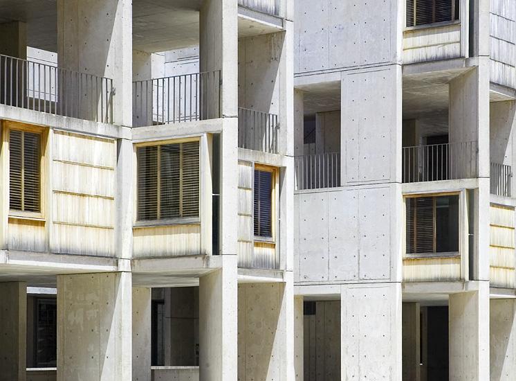 Salk Institute - Louis Kahn