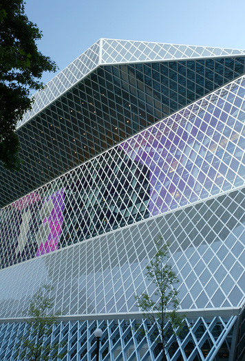Seattle Public Library - Rem Koolhaas/OMA