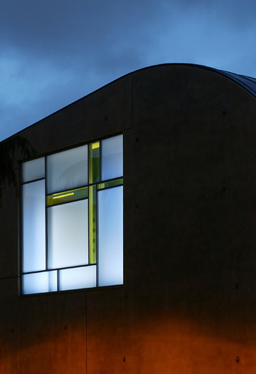 The Chapel of St. Ignatius - Steven Holl