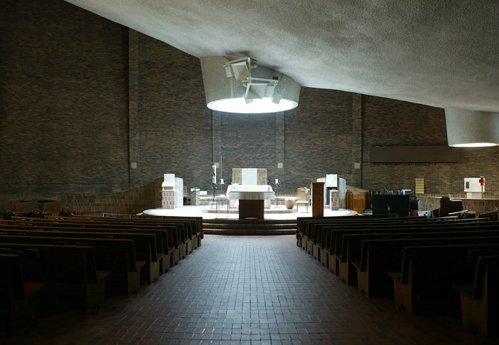 St. Mary's Roman Catholic Church - Douglas Cardinal