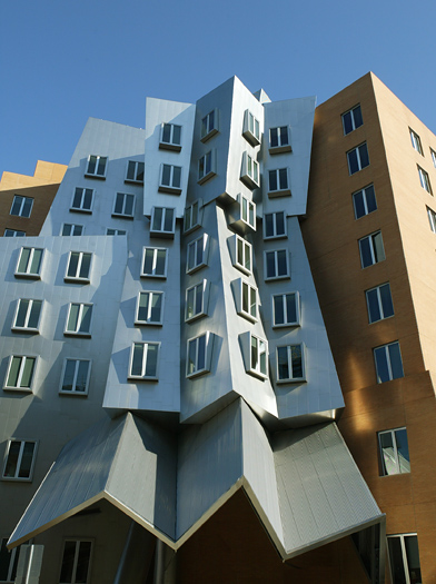 Stata Center - Frank Gehry