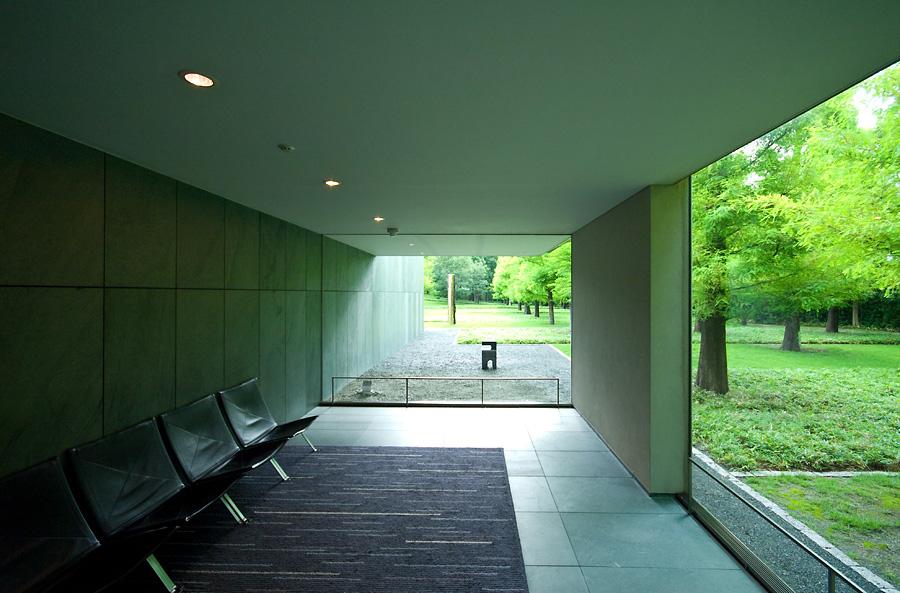 Toyota Municipal Museum of Art - Yoshio Taniguchi
