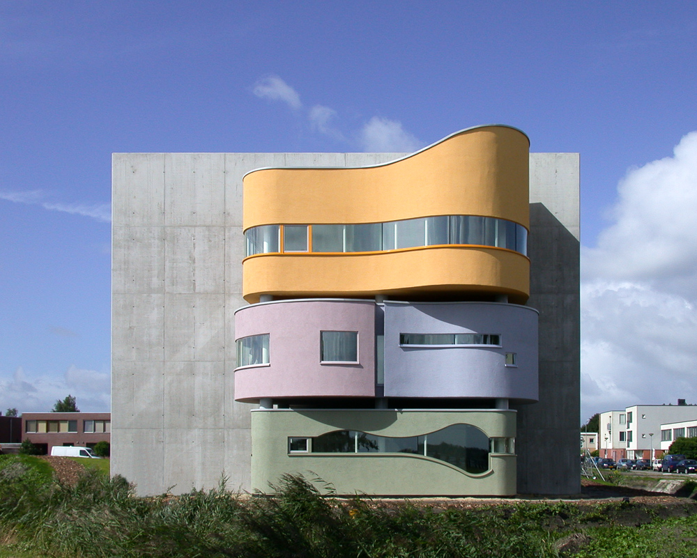 Wall House 2 - John Hejduk