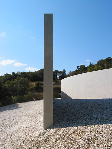 The Water Temple - Tadao Ando