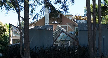 Gehry Residence
